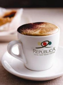 Republica Coffee Cup Two